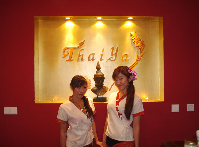 thai massage gratis ponro