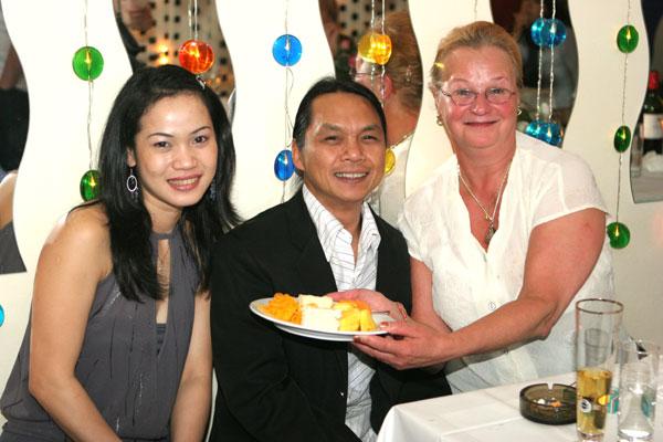 Thailandische frau in deutschland kennenlernen