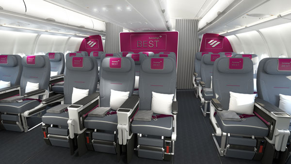 Lufthansa Economy Class A330